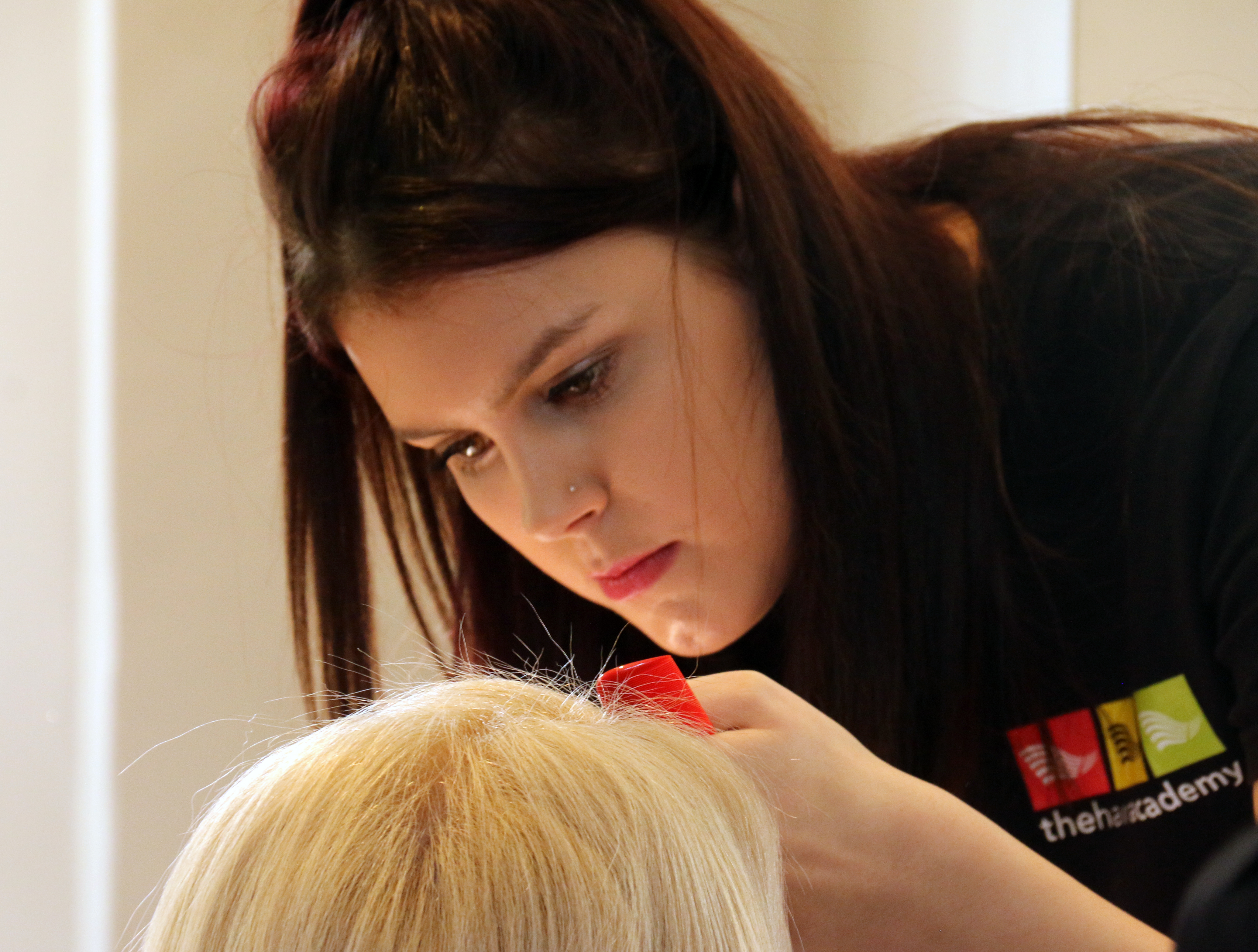 """I would recommend the Hair Academy to anyone who wishes to train hairdressers in the knowledge that all aspects of NVQ are being dealt with competently and professionally. This enables me to concentrate on training the apprentices in our own companies methods in a real apprentice manner."""
