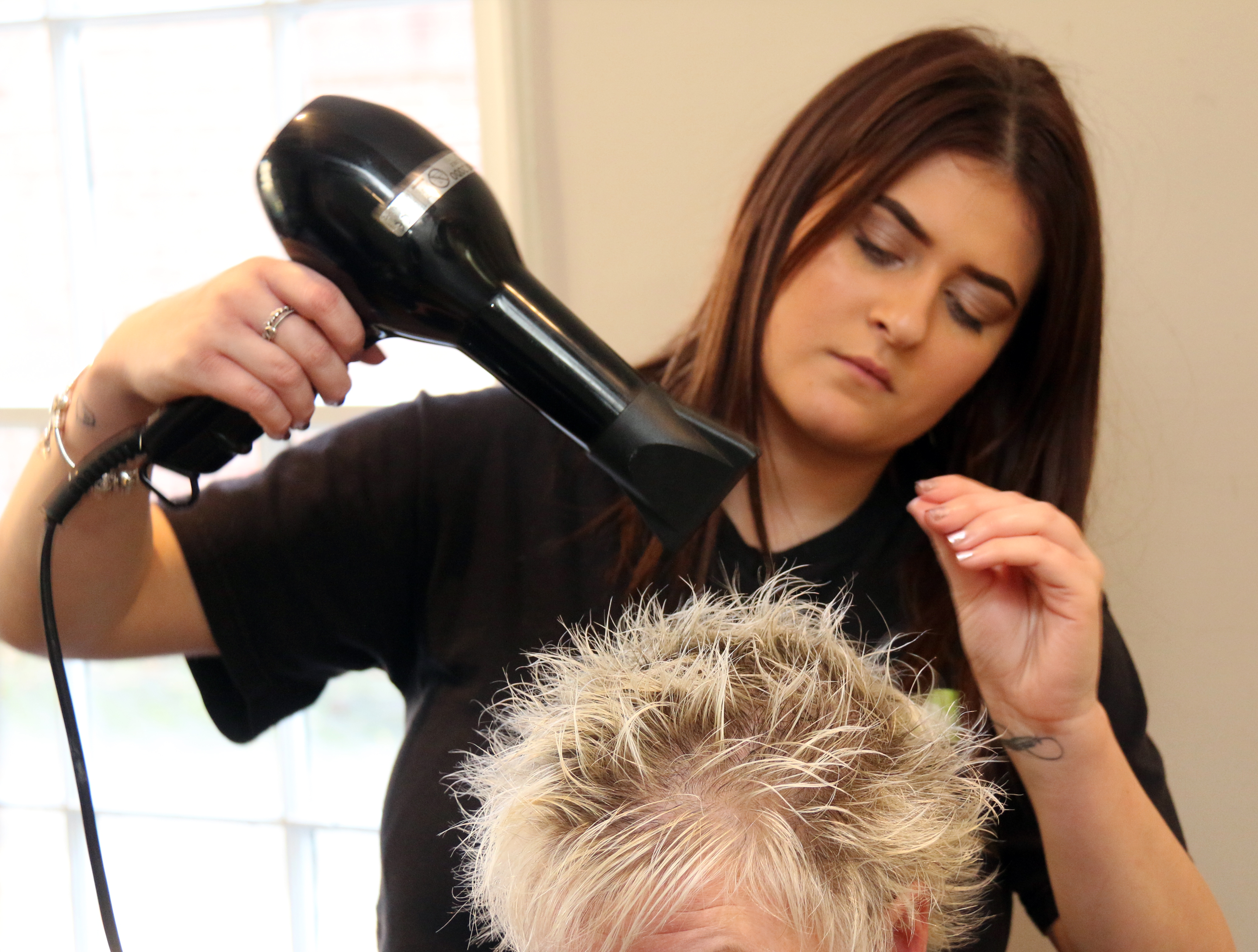 """I chose to work with the Hair Academy because of its ""No nonsense"" approach to solving our training problems."""
