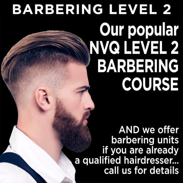 2021-04-01 - Barbering level 2